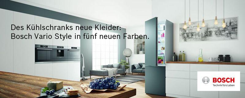 Der Bosch Vario Style Wird Noch Individueller Elektrogerate Im